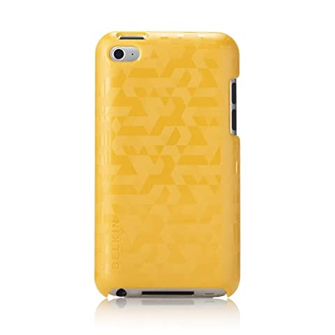 Belkin Case for iPod Touch 4G - Yellow