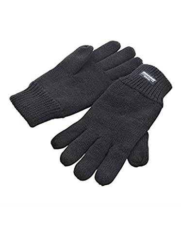 Result R147X Thinsulate Gloves, Charcoal, Large/X-Large