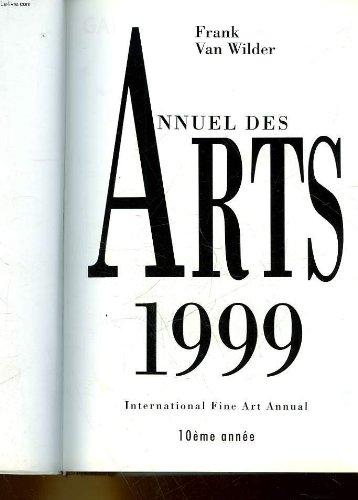 Annuel des arts 1999