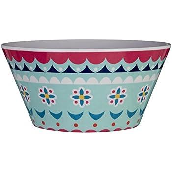 Zak Designs 6605-0320 Cereal Bowl 15 cm Dots Motif
