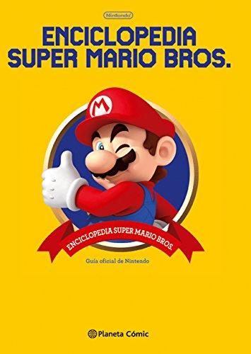 Libros de videojuegos: Enciclopedia Super Mario Bros 30ª Aniversario