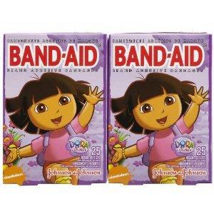 band-aid-childrens-adhesive-bandages-assorted-sizes-dora-the-explorer-25-count-bandagen