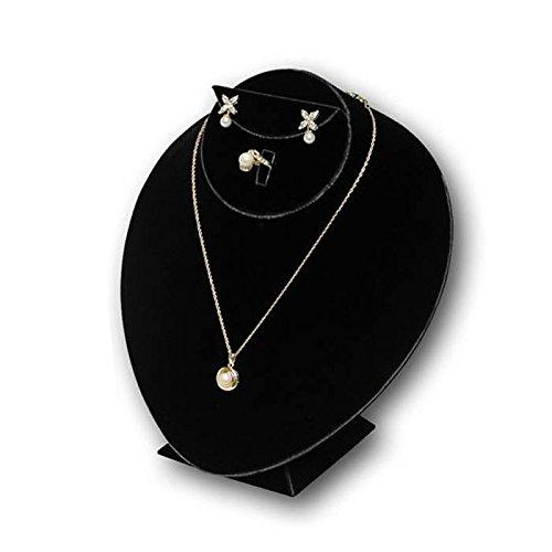 COMBO Halskette Brustumfang (Combo Brustumfang für (1) Paar Ohrringe, (1) Ring, und (1) Halskette) (Halskette-ohrring-combo)