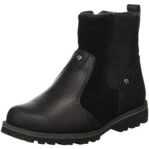 Timberland Asphalt Trail_asphalt Trail_asphalt Trail Chelsea - botas de caña baja con forro cálido y botines Unisex Niños