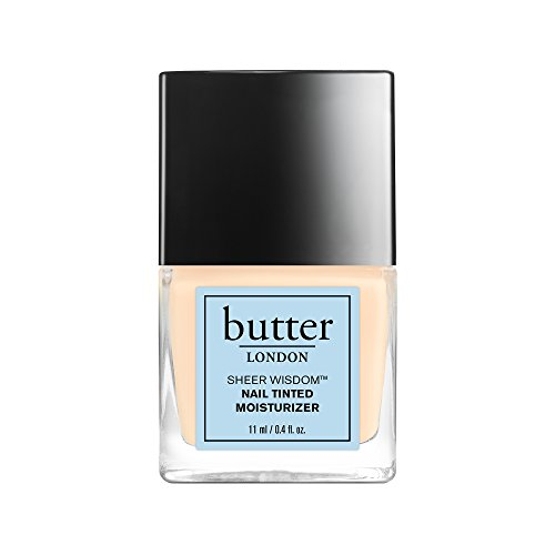 butter LONDON Sheer Wisdom Nail Tinted Moisturiser Fair -