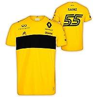 Renault Sport F1 Camiseta 2018 Carlos Sainz L