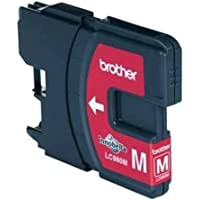 Brother Inkjet Cartridge Page Life 780pp 3 Colour Ref LC980RBWBP [Pack of 3]