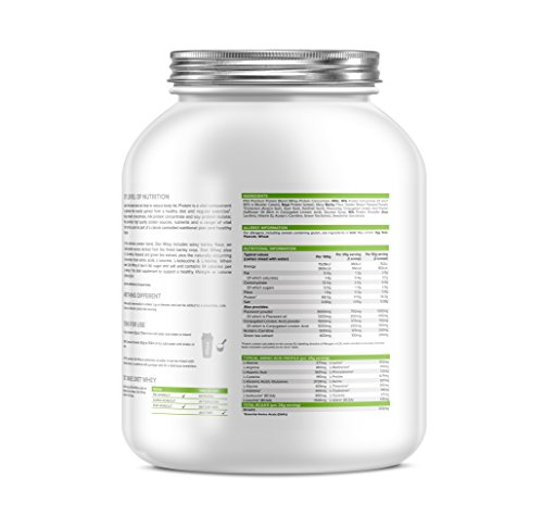PhD Nutrition Diet Whey Protein Powder, 1 kg – Vanilla Creme