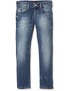 Scotch & Soda Shrunk Jungen Jeans Nos - Strummer - Meeting Point