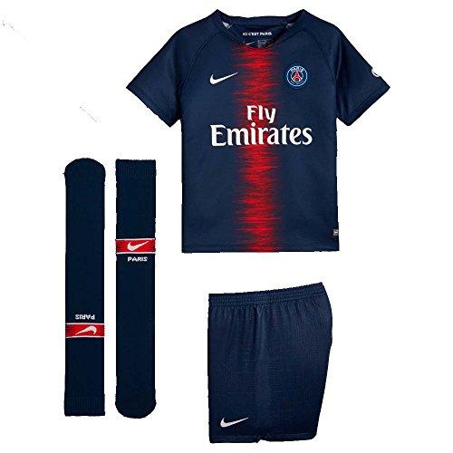 PSG Home Kit 18/19 Kids