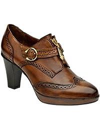 Zapatos de Dama en Piel de Ternera Franco Cuadra