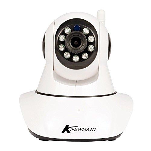 720P HD IP Kamera Wireless Wifi Sicherheit ONVIF Innen Nachtsicht Netzwerk Baby Monitor Von KNEWMART Wireless-sicherheit Kamera 1080