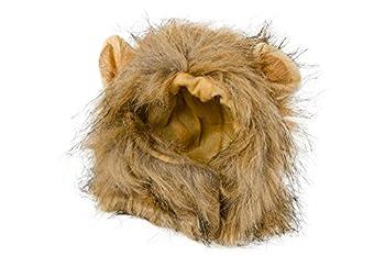 Costume crinière de lion pour chat et chiot