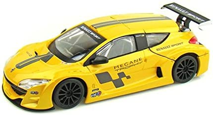Bonne offre pour la nouvelle année Renault Renault Renault Megane Trophy 1/24 Yellow | Matériaux De Grande Qualité  9b996d