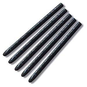 Wacom PSIA038 Pack de 10 Pointes Feutre pour Intuos3 Noir