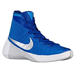 Nike Mens' 2015 Hyperdunk - Royal - Size 8