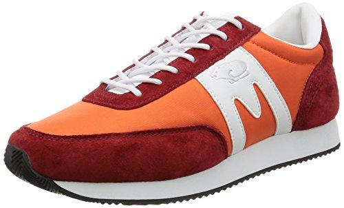 Karhu, Scarpe da corsa uomo, (Red-White), 42
