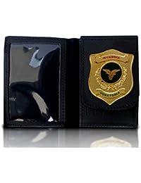 c1aa8cf104 Portafogli portaplacca, portatesserino placca Guardia Venatoria