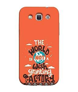 PrintVisa Designer Back Case Cover for Samsung Galaxy Win I8550 :: Samsung Galaxy Grand Quattro :: Samsung Galaxy Win Duos I8552 (Spritual Motivation Word Theme Atitude Friend Born Ability)