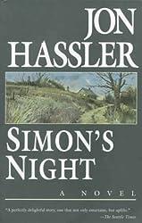 Simon's Night by Jon Hassler (1997-06-23)