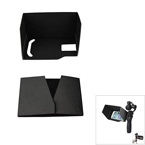Hensych® 5.5 Pouces Portable Ombrelle Sun du Capot Couverture Pare-soleil Sun Capot Pliable pour 5.5\\