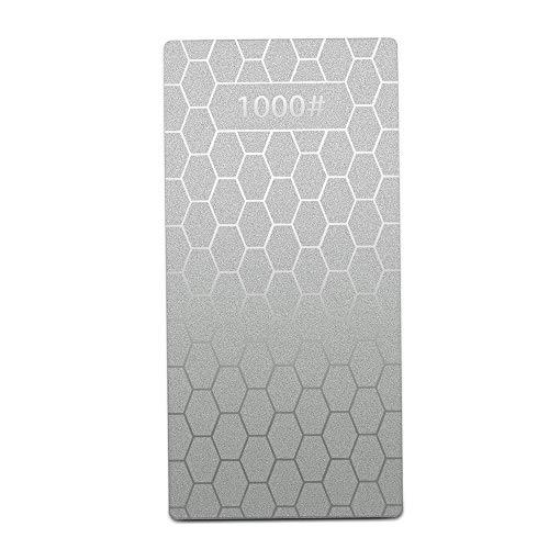 OnehomeStore DMD 1000 Körnung Professioneller Winkel Diamant Schärfer Messer Wetzstein