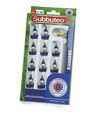 Paul Lamond Subbuteo Rangers Player Set