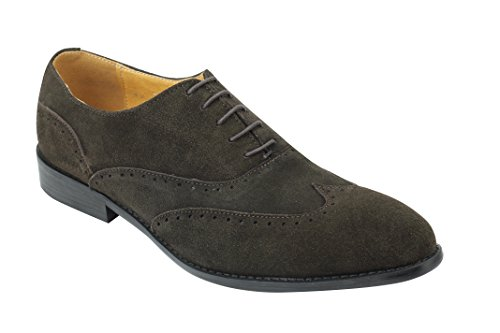 Xposed - Scarpe Basse Stringate uomo Coffee