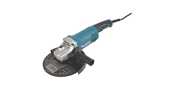 """MAKITA GA9020KD 240v Angle grinder 9/"""" 230mm"""