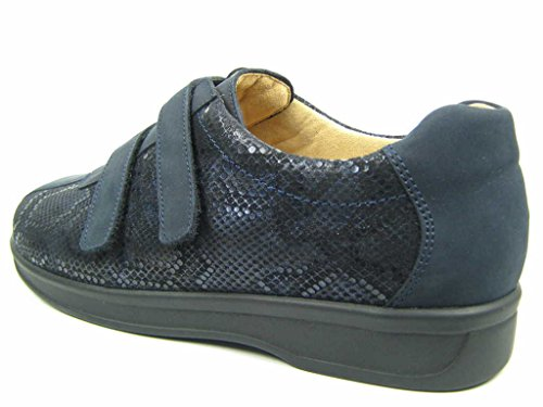 Ganter  2-205749-3031, Mocassins pour femme Bleu