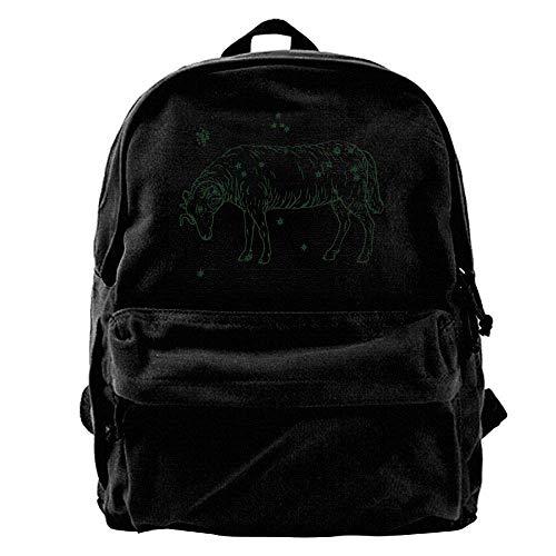 Rucksäcke, Daypacks,Taschen, Love USA Unisex Classic Canvas Backpack,Unique Print Style,Fits 14Inch Laptop,Durable,Black - Usa Echte Aktentasche