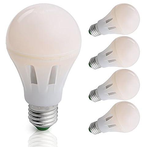 5 Pack Starker E27 LED Bulbs 6W