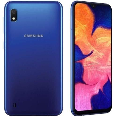 """Samsung Galaxy A10 - Smartphone de 6.2"""" HD Infinity (32 GB, Dual-SIM, 3400 mAh), Color Azul [Versión española]"""