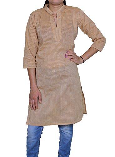 delle donne tunica top con scollo a V indiano T