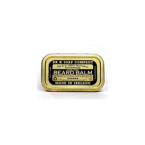 Dr K Soap Company - Bálsamo para Barba Dr. K. Beard Balm (50gr)