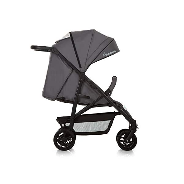 Hauck Rapid 4 X Plus Trio Set, 3-in-1 Travel System from Birth Up To 25 kg, Infant Car Seat Group 0, Carrycot and Buggy, One Hand Fold, Height-Adjustable Push Handle, Lying Position, Mickey Cool Vibes  3 in 1 stroller set. includes pushchair, carry cot and group 0+ car seat. Rapid fold system. the one hand fold system makes this pushchair ideal for shopping trips, and it folds small enough to fit in most car boot Optional isofix base.  the group 0+ car seat is compatible with the hauck comfort fix car seat base. 11