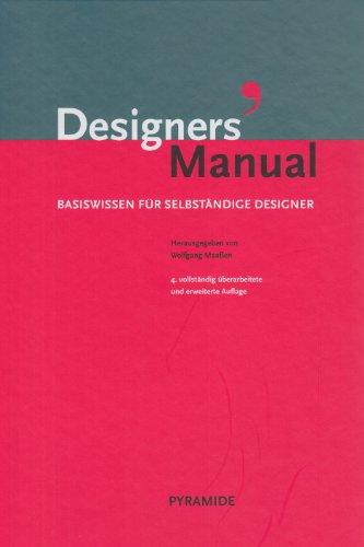 Designers' Manual: Basiswissen für selbständige Designer