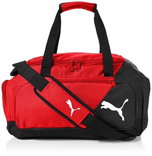 Puma Liga S Bolsa de Deporte, Unisex Adulto, Rojo Red, 49 x 24.5 x 20 cm