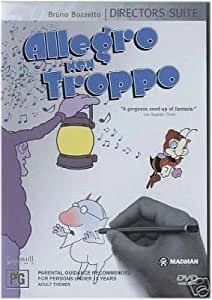 Allegro Non Troppo [DVD]