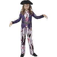 Smiffy's Children's Jolly Rotten Pirate Girl Top