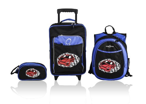 obersee-little-kids-luggage-set-racecar-by-obersee