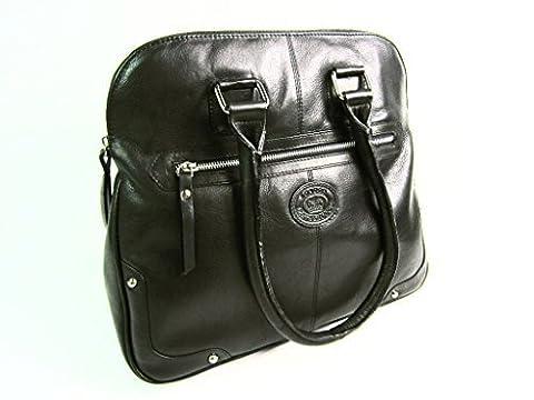 London Leather , Sac femme - - noir,
