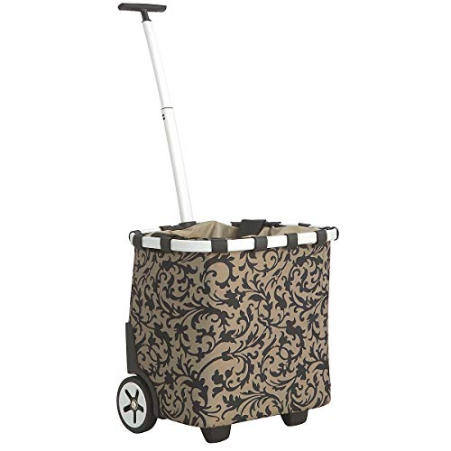 Reisenthel Carrycruiser, 48 cm, 31 Liters, Baroque Taupe, OE7027