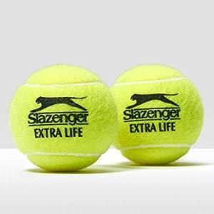 Slazenger Extra Life Tennis Balls Review 2018