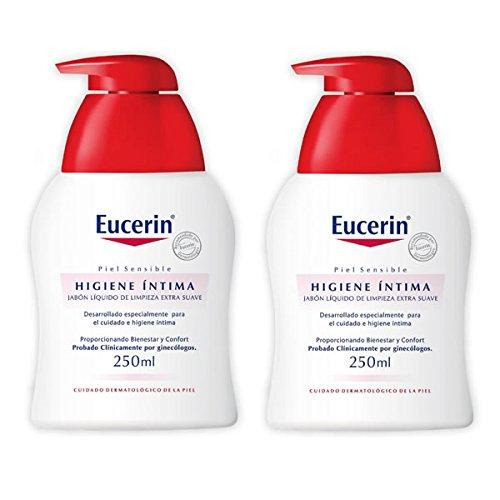 Gel y jabón íntimo de Eucerin