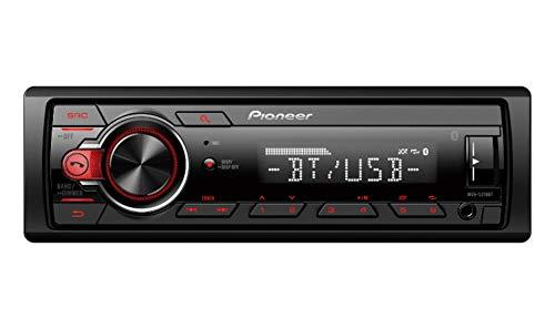 Pioneer MVH-S219BT Car USB Stereos USB/BT/AUX/Radio (Black)