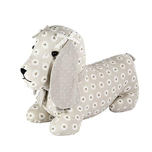 Tier Türstopper Türhalter Hund Deko Dackel Dachshund Hund-Motiv Hausdekoration Geschenk, Dog Door Stop Gift for Animal Lover -