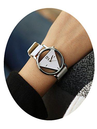 geniessen-armbanduhren-chronograph-uhr-edelstahl-uhrarmband-dreieck-2