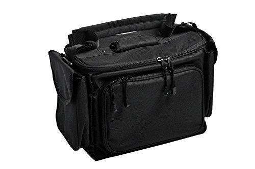 Holtex Elite Bag Arzttasche, Umhängetasche für medizinische Utensilien, Schwarz (Elite Bags Medizinische)