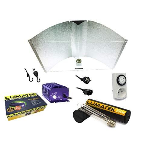 Kit lampe 250W LUMATEK + PEARL PRO XL - Agro